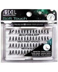 Duralash Soft Touch Knot Free Tapered Medium Black