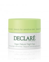 Vegan Nature Night Spa Cream & Mask