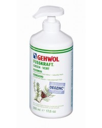 Gehwol Fusskraft Groen 500 ml