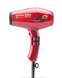 Parlux 3500 Ceramic & Ionic Edition Rood