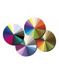Set kleurenwielen 4 seizoenen