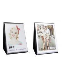 Flipover TIPS Figuur / Haar / Accessoires (A4 recto/verso)