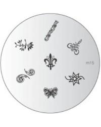 Image Plate Konad M15