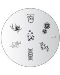 Image Plate Konad M16