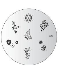Image Plate Konad M20