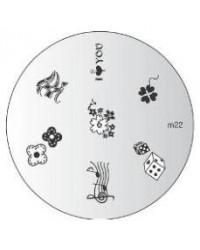 Image Plate Konad M22