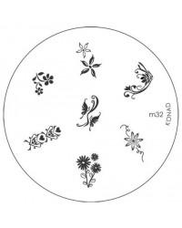 Image Plate Konad M32