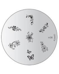 Image Plate Konad M36