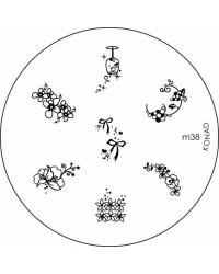 Image Plate Konad M38