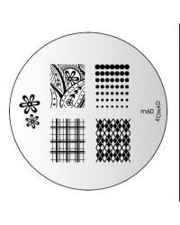 Image Plate Konad M60