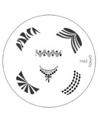 Image Plate Konad M62