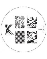 Image Plate Konad M64