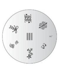 Image Plate Konad M7