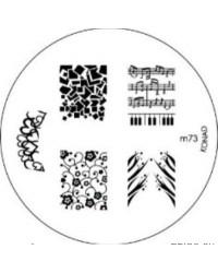 Image Plate Konad M73