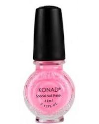 Stamping Nagellak Konad Pastel Pink 11ml