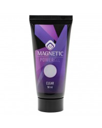 Magnetic Tube Powergel Clear 50gr