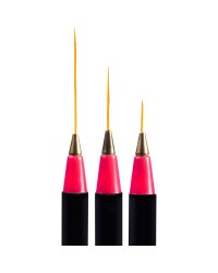 Striper Brushes 3 sizes