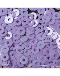 Open Circle Purple