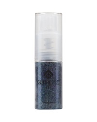Glitter Spray  Dark Hologram 17gr