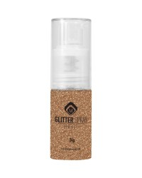 Glitter Spray  Rose Gold 17gr