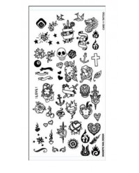 Stamping Plate Tattoo 1 pcs.
