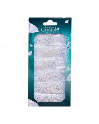 Awesome Crystals 6 sizes - Transparant Ice