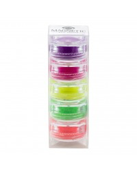 Magnetic Neon Pigment  5 pcs