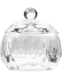Glas Dappendish with lid