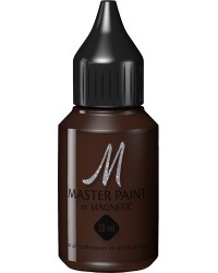 Master Paint Deep Brown 20ml