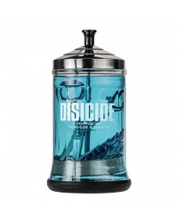 Disicide Glass Jar Medium 750 ml.