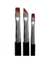 Click On Flower Brush Set 3pcs