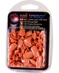 Nagelbedjes voor Nailtrainer 100pcs