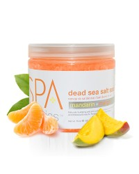 Dead Sea Salt Soak 450 gr. Mandarin and Mango