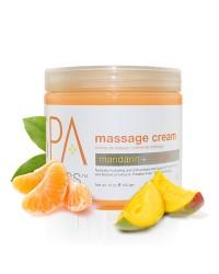 Massage Cream 450 gr. Mandarin and Mango
