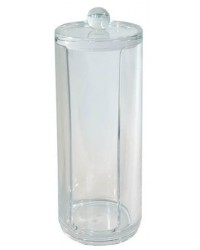 Clear Acrylic Cotton Dispenser