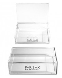 Clear acrylic Box with its cover