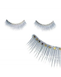 Eyelashes Strass Multicouleurs