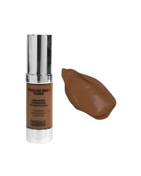 Long Lasting Matifying Foundation Brun Doré