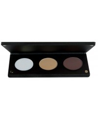 Eyebrow Palette Golden Bronze