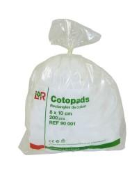 Cotopads 500pcs