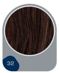 Hairextensions 60 cm stijl kleur 32 - 25 stuks