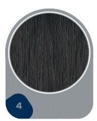 Hairextensions 30 cm stijl kleur 4 - 25stuks
