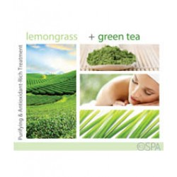 BCL SPA Lemongrass en Green Tea