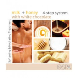 BCL SPA Milk en Honey + White Chocolate
